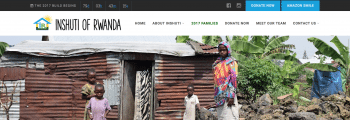 Inshuti Website Launch