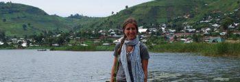 Rosa's 1st Trip to Rwanda
